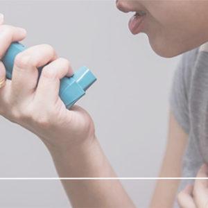 Attacco d' asma: quali sono i sintomi.