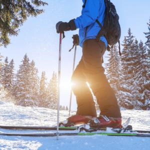 L'importanza dei piedi nello sci
