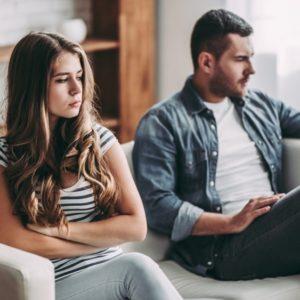 Problemi di coppia: differenze di visioni